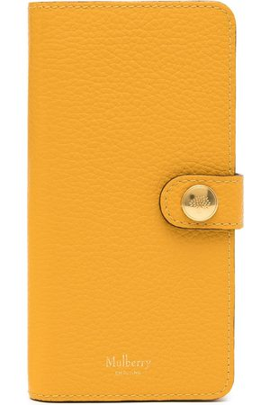 MULBERRY Samsung S9 leather flip-case