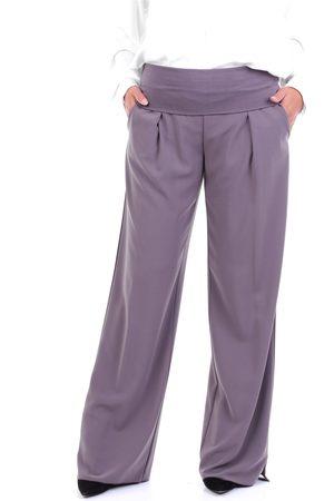 Manila Grace Women Sweatpants - Joggers Women Grey