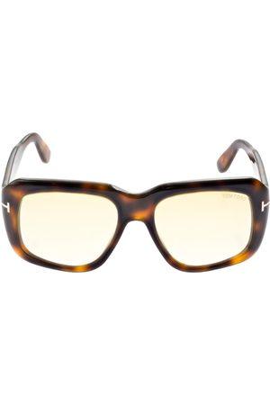 Tom Ford Men Sunglasses - Bailey Squared Acetate Sunglasses