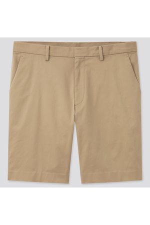 UNIQLO Men's Stretch Slim-Fit Shorts, , S