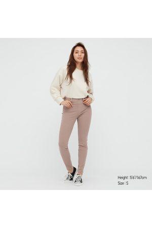 UNIQLO Women's Ultra Stretch High-Rise Leggings Pants, , XS