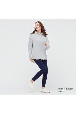 UNIQLO Women Leggings - Women's Ultra Stretch High-Rise Denim Leggings Pants, , XS