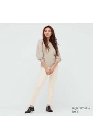 UNIQLO Women Stretch Pants - Women's Ultra Stretch High-Rise Leggings Pants, , XS