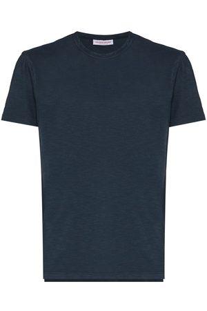 Orlebar Brown Men T-shirts - Sammy cotton T-shirt