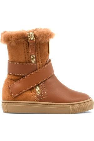 Giuseppe Zanotti Boys Boots - Alec zipped boots