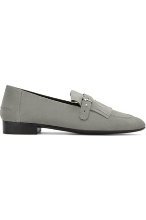 Giuseppe Zanotti Men Loafers - Curtis leather loafers - Grey