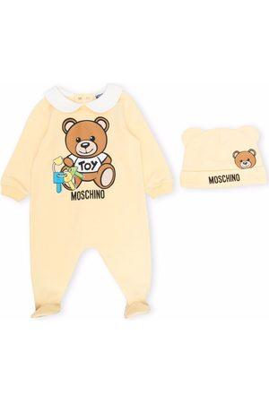 Moschino Bodysuits & All-In-Ones - Teddy keys babygrow set