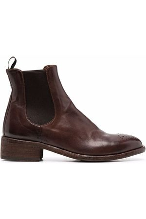 Officine creative Women Chelsea Boots - Leather Chelsea boots