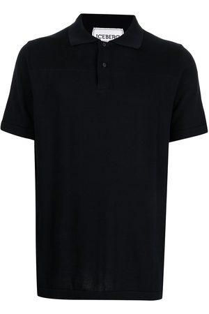 Iceberg Men Polo Shirts - Piqué polo shirt