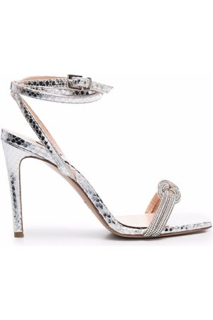Pinko Women Sandals - Knot-detail sandals