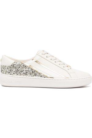 Michael Kors Slade glitter low-top sneakers