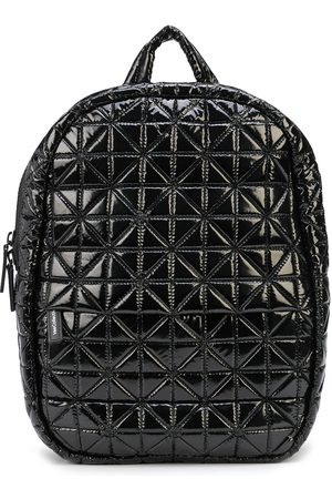 VeeCollective Women Rucksacks - Quilted geometric backpack