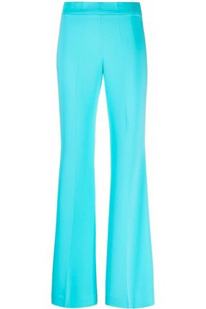 P.a.r.o.s.h. Women Wide Leg Pants - High-waisted flared trousers