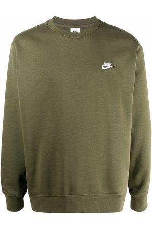 Nike Men Sports Hoodies - Sportswear Club logo sweatshirt
