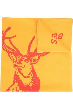 Filson Men Scarves - Elk print bandana