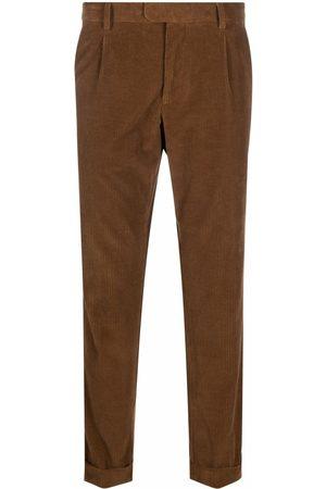 Z Zegna Corduroy slim-fit trousers