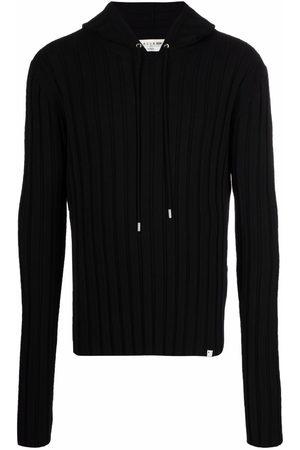 1017 ALYX 9SM Hoodies - Ribbed-knit hoodie