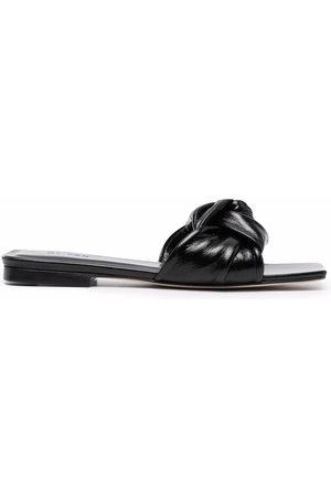 By Far Women Sandals - Lima slide sandals
