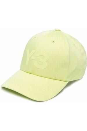 Y-3 Men Caps - Logo-print cap