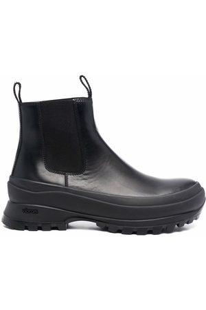 Jil Sander Chunky-sole Chelsea boots
