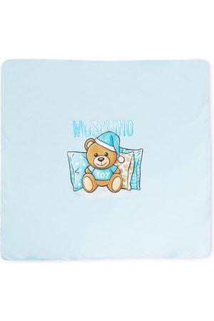 Moschino Sleeping Bags - Sleeping teddy bear blanket