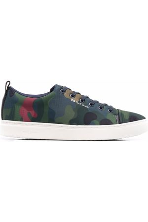 Paul Smith Camouflage low-top sneakers