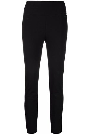 LAUREN RALPH LAUREN Women Skinny Pants - Stretch-cotton skinny trousers