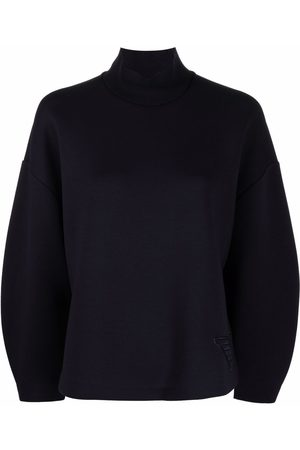 Emporio Armani High neck knitted jumper