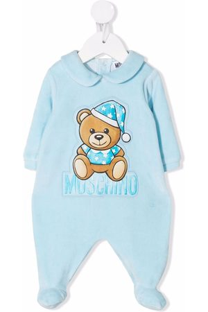 Moschino Pajamas - Teddy Bear-print pajamas