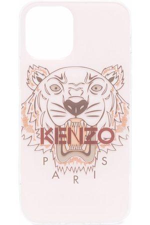 Kenzo Men Phones Cases - Tiger-motif Iphone 12 case