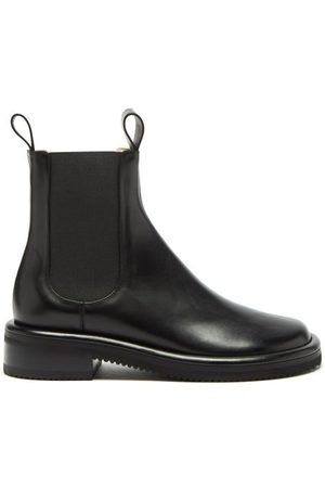 Proenza Schouler Leather Chelsea Boots - Womens