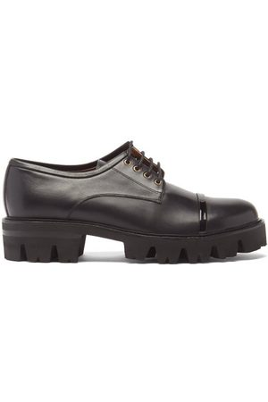 MALONE SOULIERS Women Formal Shoes - Bryn Chunky-sole Leather Derby Shoes - Womens