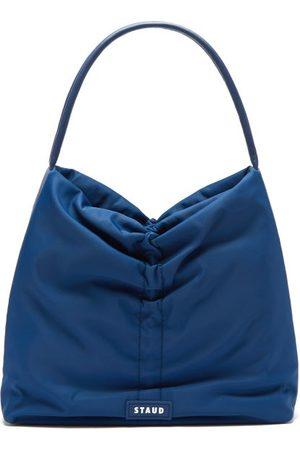 Staud Felix Medium Drawstring Technical Tote Bag - Womens