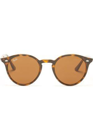 Ray Ban - Round Tortoiseshell-acetate Sunglasses - Womens - Multi