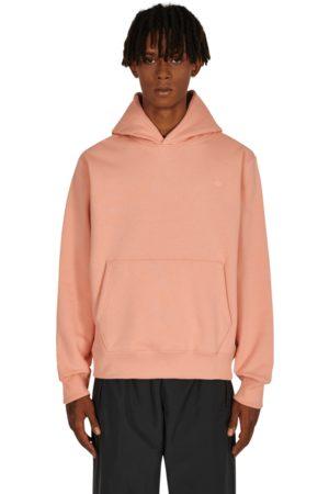 adidas Adicolor trefoil hooded sweatshirt AMBIENT BLUSH S