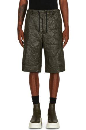 DRIES VAN NOTEN Men Fleece Jackets - Plyd shorts KAKI S