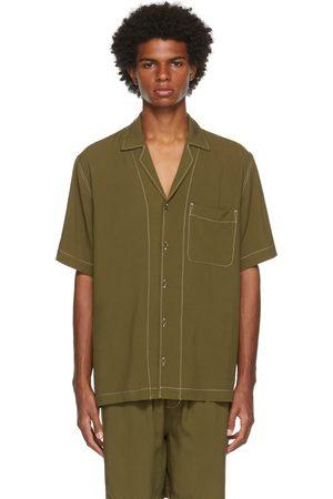 CDLP Khaki Pool Short Sleeve Shirt