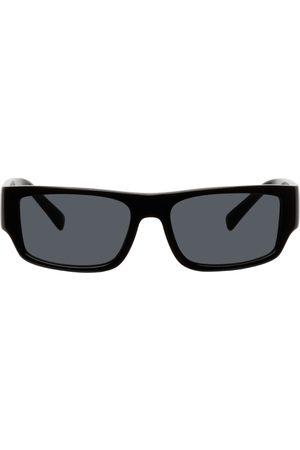 VERSACE Men Sunglasses - Medusa Framed Sunglasses