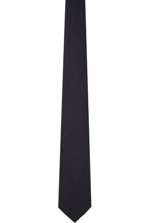 Dunhill Navy Signature Tie