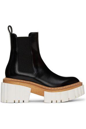 Stella McCartney Black Emilie Chelsea Boots