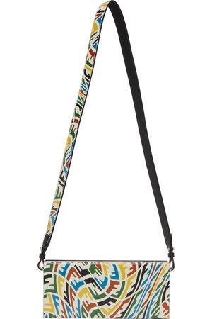Fendi Multicolor FF Vertigo Horizontal Box Bag