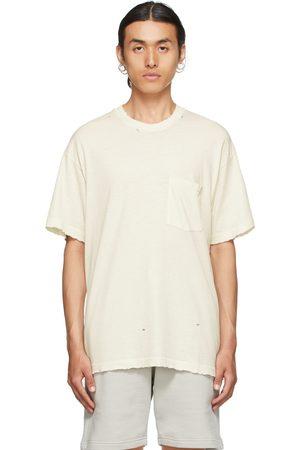 JOHN ELLIOTT Off-White Folsom Pocket T-Shirt