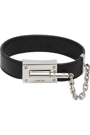 AMIRI Pebbled Jax Bracelet