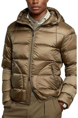Ralph Lauren Men's Mackay Hooded Down Puffer Jacket