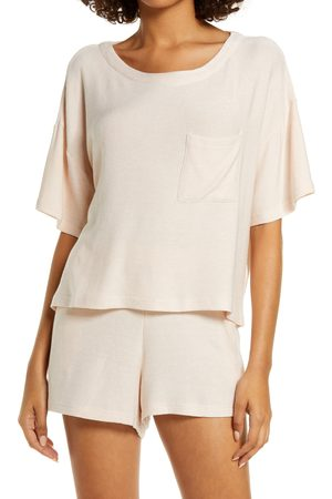 homebodii Women's Jordyn Lux Lounge Short Pajamas