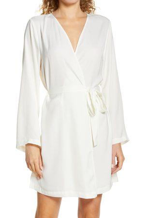 Socialite Women's Washable Satin Robe
