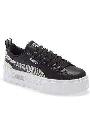 PUMA Boy's Mayze Roar Ii Platform Sneaker