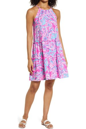 Lilly Pulitzer Women's Lilly Pulitzer Evalyn Cotton Shift Dress