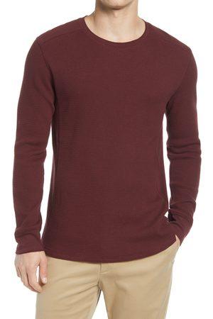 Vince Men's Contrast Detail Thermal Shirt