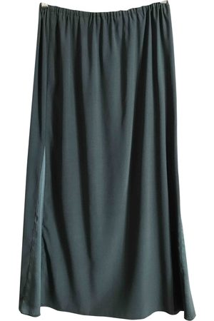 KRISTENSEN DU NORD Silk maxi skirt